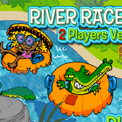 RIVER RACER 2 PLAYERS ()
