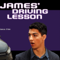 The Next Step : James' Driving Lesson (Family Channel)