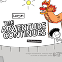 Leon : the Adventure Continues (Radio-Canada / Sardine Productions)